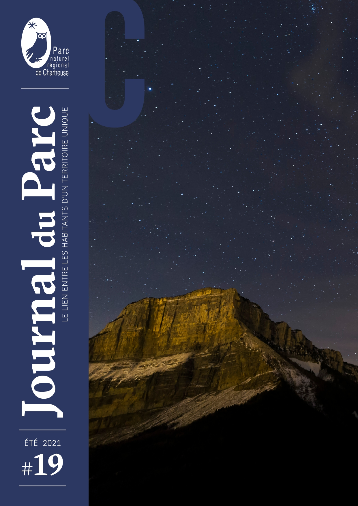 Journal du Parc n°19 été 2021 - PNR Chartreuse